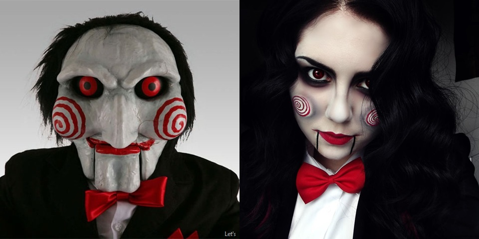 cool makeup halloween costumes